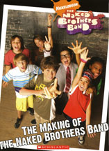 naked brothers band book cover